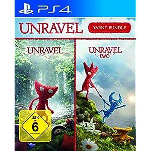 Unravel – Yarny Bundle – [PlayStation 4]