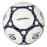 OPTIMUM Ballon de Foot Classico Optimum OPTIMUM Ballon de Foot Classico Football, Noir/Bleu, 3