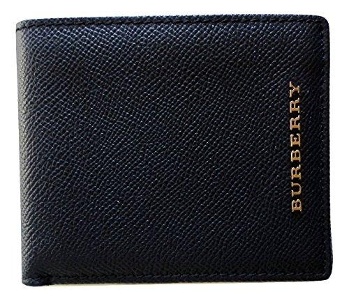 Burberry ,  Herren-Geldbörse Blau dunkelblau
