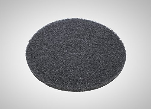 Zubehör für Overmat Floorboy XL300 Poliermaschine Reinigungsmaschine: Pad schwarz