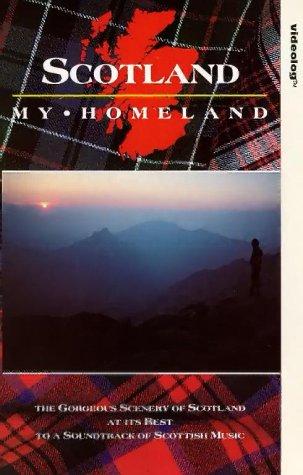 Preisvergleich Produktbild Scotland My Homeland - Scenic Views With Music [VHS]