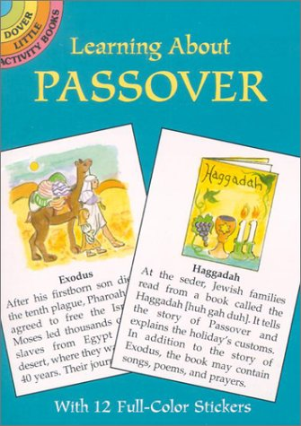Learning about Passover (Learning about Books (Dover)) por Barbara Soloff Levy