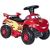 Feber 800007173 - Quad Cars Lightning Mcqueen 6 V - Elektrofahrzeug