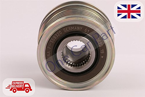 INA 535005010Alternador embrague Polea Vito 2.1,2.2,3.0d 2-t 3-T 1999-
