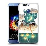 Head Case Designs Laternen Traum Wolke Ruckseite Hülle für Huawei Honor 8 Pro