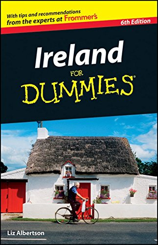 ireland-for-dummies-by-elizabeth-albertson-published-march-2011