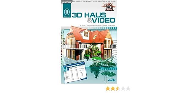 RTL2 Zuhause Im Glück   3D Haus Und Video: ZDYNAMIX GmbH: Amazon.de:  Software