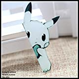 Nuevos envío 1pcs fresco Pikachu Accesorios de moda acrílico de dibujos animados broche insignia del Pin regalo de la joyería del collar broche, tela para mascotas, 414