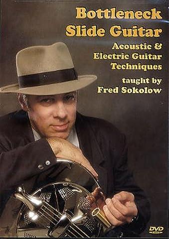 Fred Sokolow - Bottleneck Slide Guitar [DVD] [NTSC]