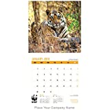 WWF-India 2018 Wall Calendar - Stripes