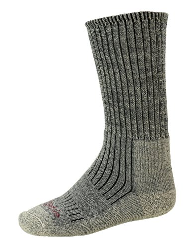 BridgedaleMen's MerinoFusion™ Trekker Socks  - Stone Grey, UK 6-8.5