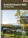 Australia Easy Read Road and 4WD Atlas: HEMA.A.041SP
