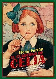 El cuaderno de Celia par Elena Fortún