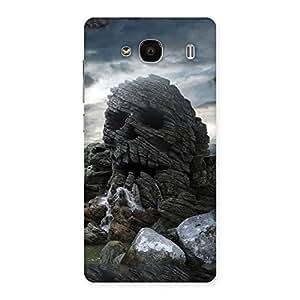 Skull Rock Back Case Cover for Redmi 2s