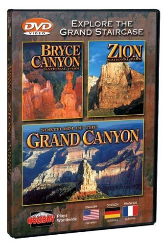 Bryce Canyon / Zion National Park / North Rim of the Grand Canyon