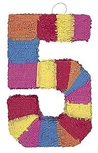 Unique Party- Piñata número 5 (6675)