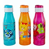 Infinxt Lovely Kids Water Bottle For Birthday Return Gift (Color May Vary)