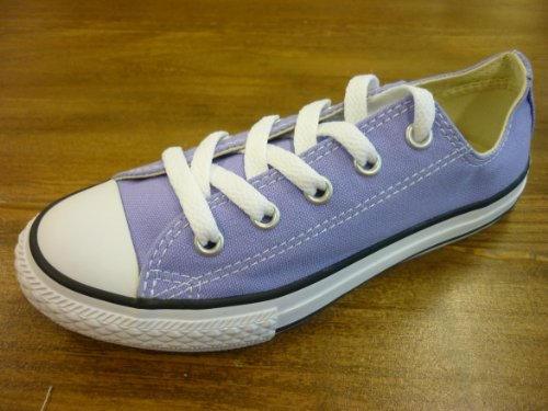 Converse , Baskets pour fille Violet