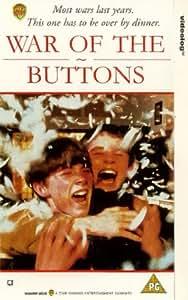 War Of The Buttons [VHS]
