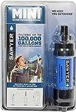 Winterset Sawyer Mini Wasserfilter + Schwarze Wärmeschutzhülle Vorteilspack (Sawyer Mini Black Edition+ Schwarze Wärmeschutzhülle) -