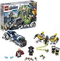 LEGO® Marvel Avengers Hız Motoru Saldırısı (76142)