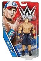 WWE Serie Basic 69 Action Figure - John Cena 'HLR Rosso Bianco E Blu Abito' - Nuovo In Scatola