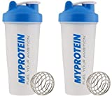 (2er Bundle) - Shaker bottle | 600ml - MyProtein