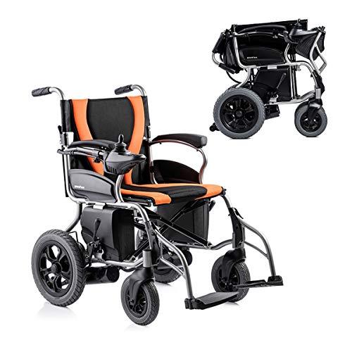 DOS Faltbarer Elektrorollstuhl Tragbarer Rollstuhl, Li-ion Packs (20A) 20a Pack