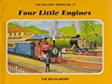 The Railway Series No. 10 : Four Little Engines (Classic Thomas the Tank Engine) by Rev. W. Awdry (2004-04-10)