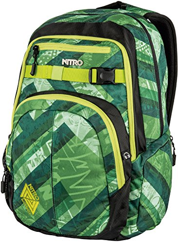 Nitro Snowboards Rucksack Chase, wicked green, 51...