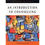 An Introduction to Counselling by John McLeod (1998-03-28)
