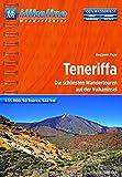 Hikeline Wanderführer Teneriffa 1:50 000, wasserfest und reißfest. GPS Track zum Download - Hikeline