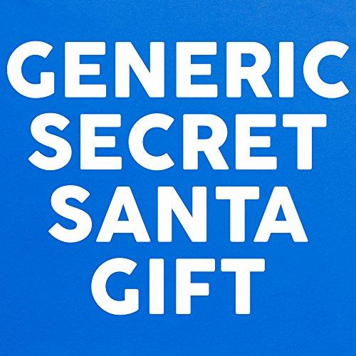 Generic Secret Santa Gift T-Shirt, Herren Royalblau