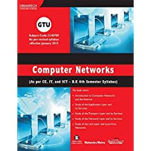Computer Networks ,(As per CE, IT and  ICT-B.E 4th Semester Syllabus)