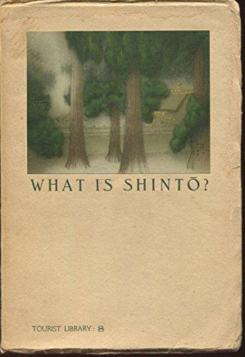 What is Shinto par Genchi Kato
