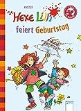 Hexe Lilli feiert Geburtstag. Der Bücherbär: Hexe Lilli für Erstleser
