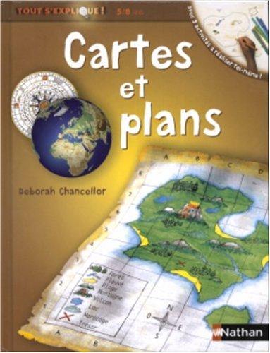 Cartes et plans par Deborah Chancellor