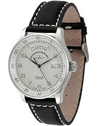 Zeno Watch Basel Herrenarmbanduhr Pilot XL p554DD-12-e2