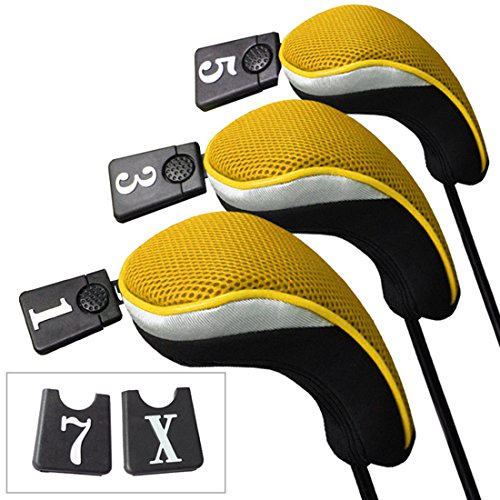 Andux funda palo golf drivers maderas intercambiable