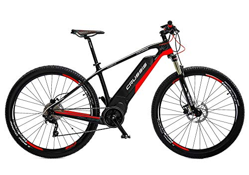 "Crussis E-Bike e-Carbon C.2 27,5\"" Rahmen 18\"" 36V 14Ah 504Wh Mountainbike"