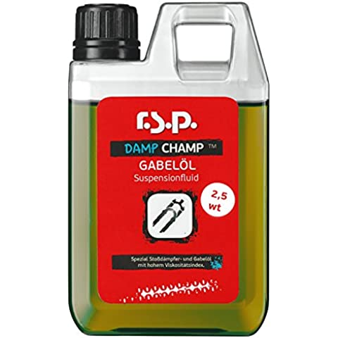 R.s.p. olio forcella Damp Champ 2,5 Wt,