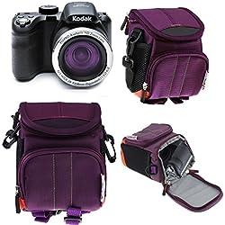 Navitech housse étui noir compatible avec appareil photo / Digital numériqueKodak PIXPRO AZ421