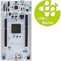 STM32by ST, scheda di sviluppo NUCLEO-L496ZG STM32 Nucleo-144 con STM32L496ZG MCU, supporta Arduino, ST Zio e connettività Morpho