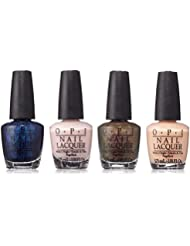 OPI Disney Muppets Most Wanted Collection Vernis à Ongles Set de 4