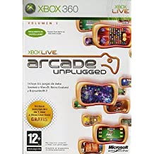 Xbox Live Arcade Unplugged Volumen 1