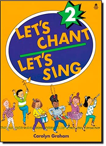 Carolyn Graham - Let's Chant, Let's Sing
