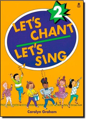 Let's Chant, Let's Sing 2 par Varios Autores