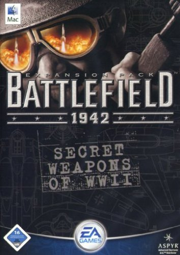 Battlefield 1942: Secret Weapons of WWII – [Mac]
