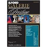 Ilford 2002385 Papier pour Imprimante A4 25 Feuilles