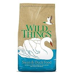 Wild Things – Mangime per cigni e Anatre